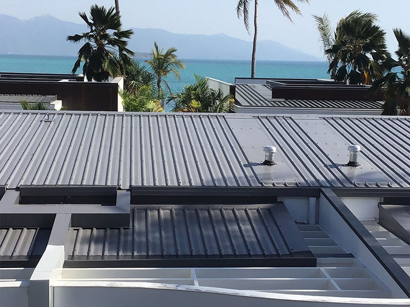 Image of Hayman Island - IRT Roofing Storm and Insurance Project