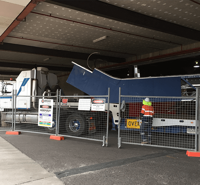 Image of Brookside Shopping Centre - Asbestos and Demolition Project