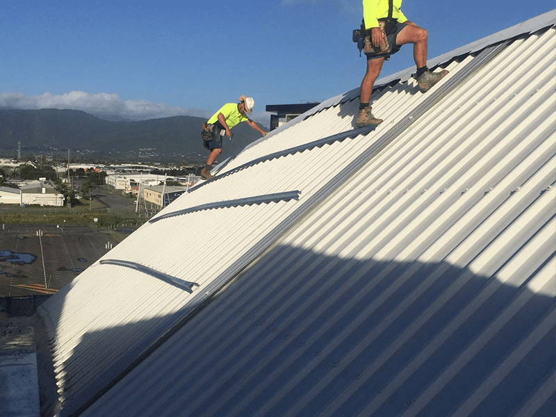 Image of Cairns Convention Centre - Roofing Project