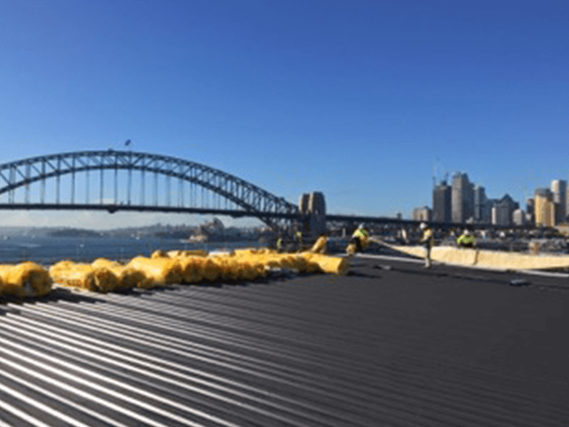 Image of IDEC Sydney - Roofing Project