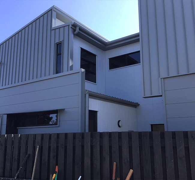 Image of Northlake Townhouses - Wall Cladding Project