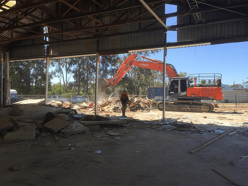 Image of Bunnings Noosa - Asbestos & Demolition Project
