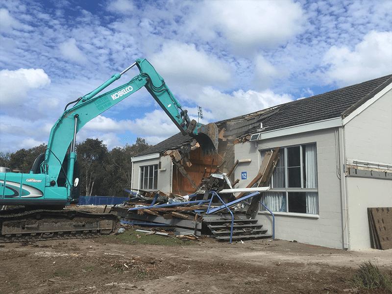 Image of Currimundi Recreational Camp - Asbestos & Demolition Project