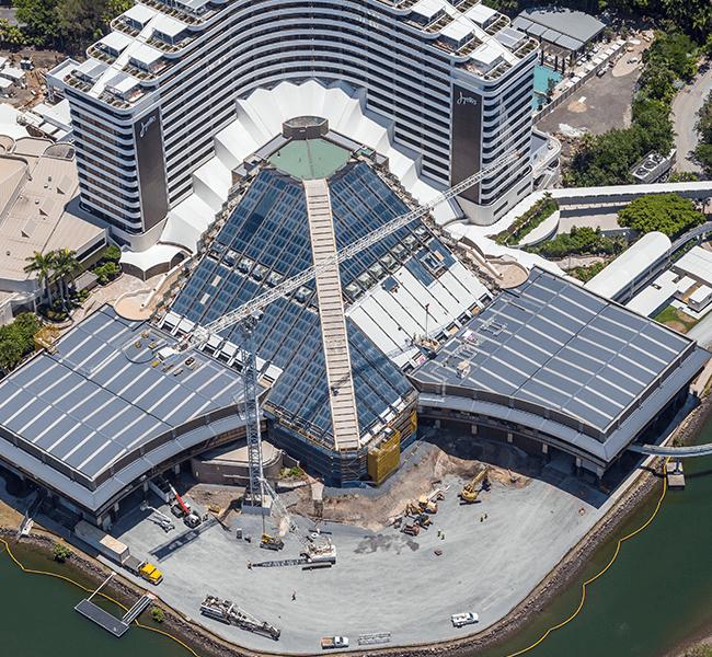 Demolition Project - The Star Casino
