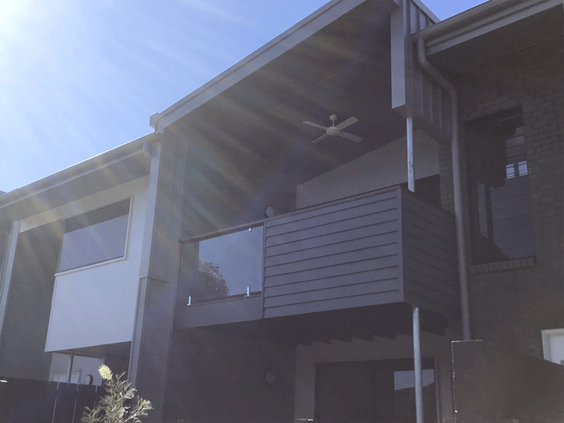 Image of Stockland Village Townhouses in Northlakes - Roofing Project