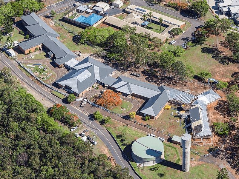 Image of Wacol Mental Institution Refurbishment - Roofing Project