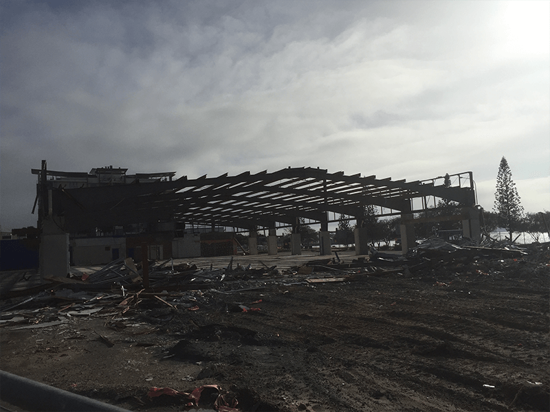 Image of Clontarf Aldi - Asbestos & Demolition Project