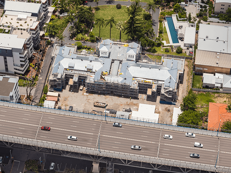 Image of Yungaba House - Heritage-listed project - Roofing Project